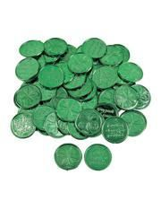 St. Patrick`s Day Lucky Coins
