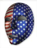 Stars and Stripes Mask