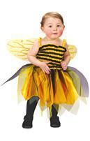 Sweet Bees Toddler Costume