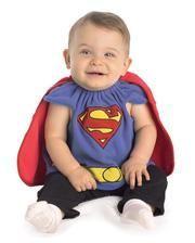Superman Babykostüm