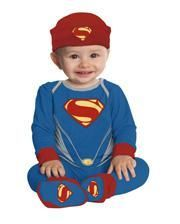 Superman Baby costume 5 pieces