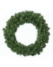 Realistic fir wreath 50cm