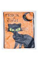Trick or Treat Beutel mit Katzenmotiv