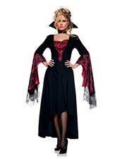 Vampir Gräfin Premium Kostüm Gr. L