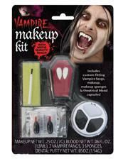 Vampire Make Up Set u. Canines