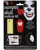 Vampir Totenkopf Make-up Kit