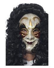 Venetian mask mugger