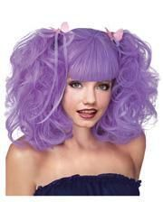 Pixie Lavender Perücke