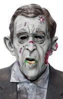 W. Bush Zombie Maske