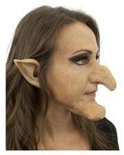Spitze Hexen Ohren