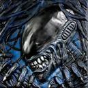 Alien vs. Predator Wanddeko