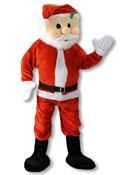 Santa Claus Mascot