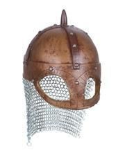 Wikinger Helm luxuriös