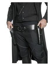 Wild West holster with belt