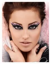 Xotic Eyes Glitzer Make Up