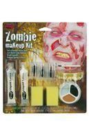 Zombie Schmink Set