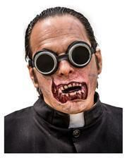 Zombie Mouth Latex Application