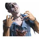 Zombie Zipper wound