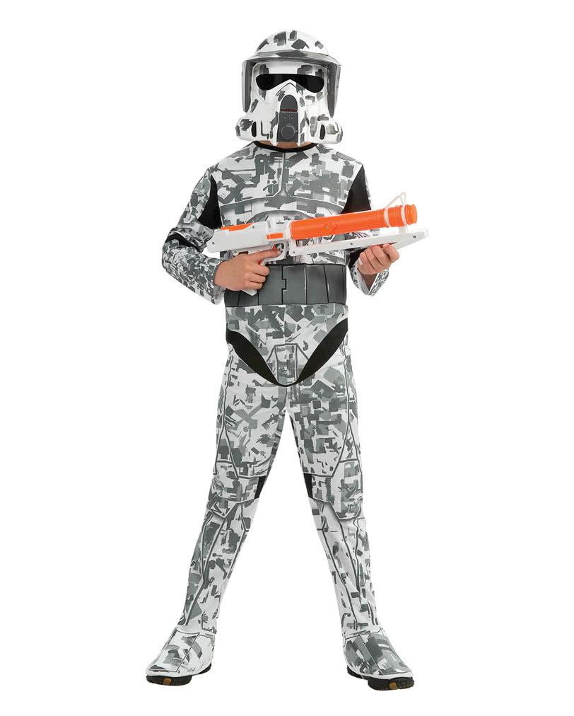 arf trooper kinderkost m lizenzierte star wars kinderverkleidung horror. Black Bedroom Furniture Sets. Home Design Ideas