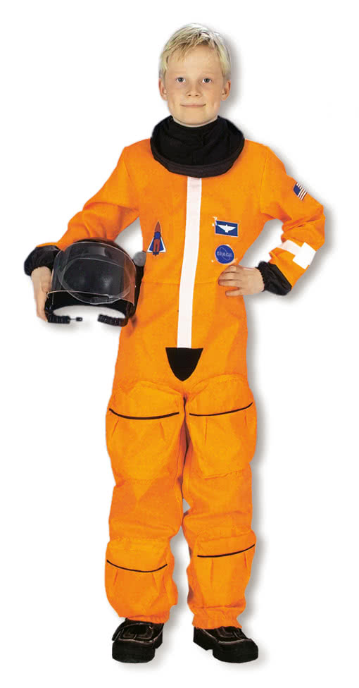 astronauten kinder overall raumfahrer kost m f r kinder horror. Black Bedroom Furniture Sets. Home Design Ideas