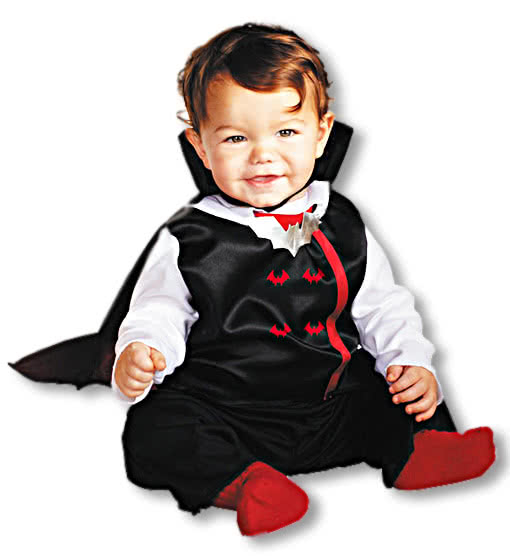baby vampire costume halloween vampire baby costume. Black Bedroom Furniture Sets. Home Design Ideas