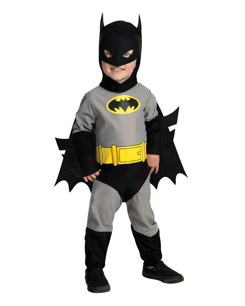 batman kleinkinder kost m batman lizenz kost m f r kids horror. Black Bedroom Furniture Sets. Home Design Ideas