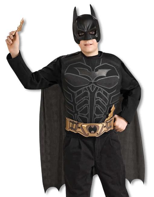 batman kost m kinder the dark knight rises kost m horror. Black Bedroom Furniture Sets. Home Design Ideas
