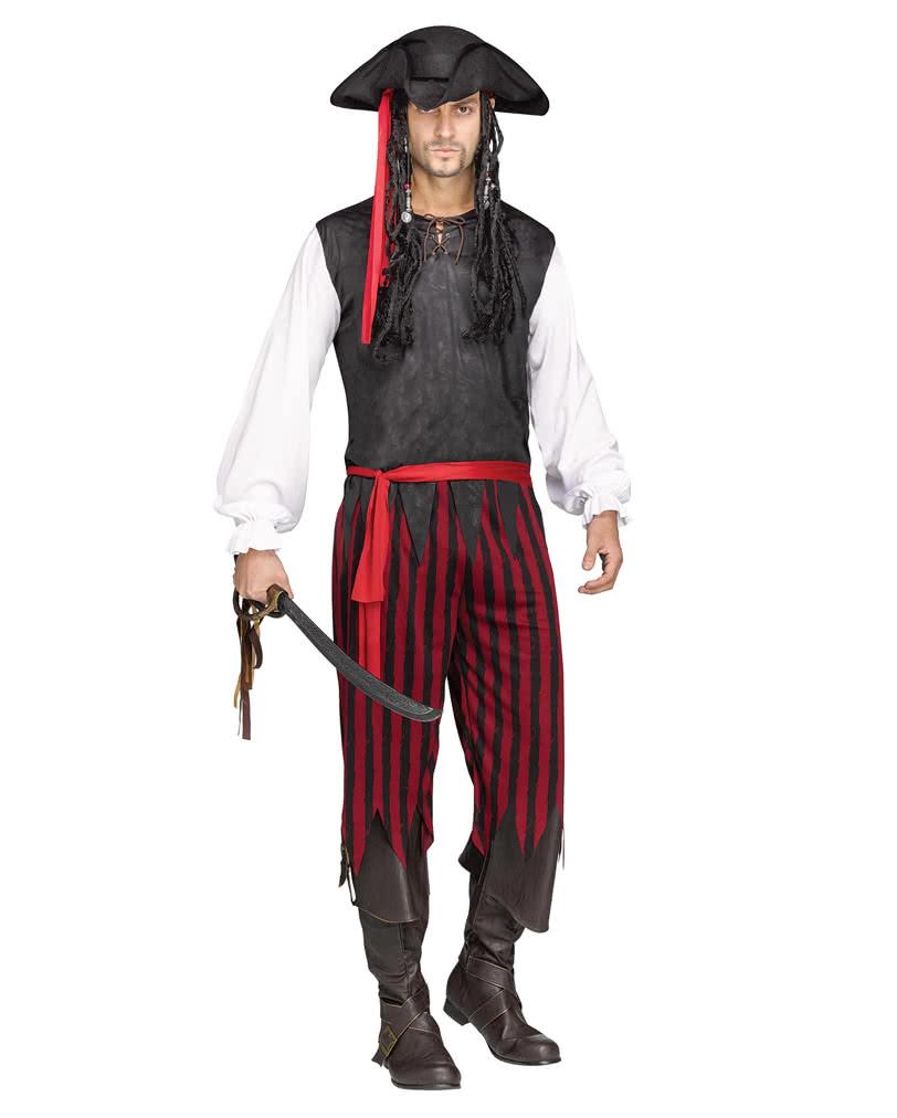 blackhawk piraten kost m piratenkost me g nstig kaufen horror. Black Bedroom Furniture Sets. Home Design Ideas