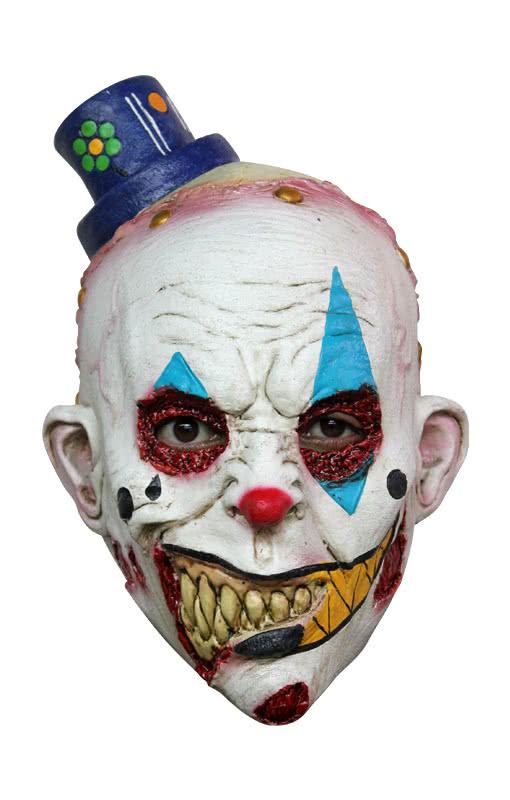 pin halloween masken kaufen oder gesichter schminken. Black Bedroom Furniture Sets. Home Design Ideas
