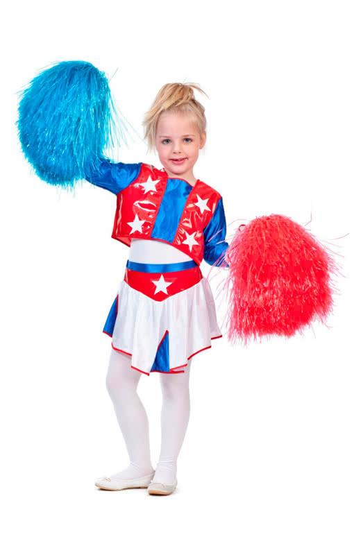 cheerleader kinderkost m kinder cheerleader verkleidung horror. Black Bedroom Furniture Sets. Home Design Ideas