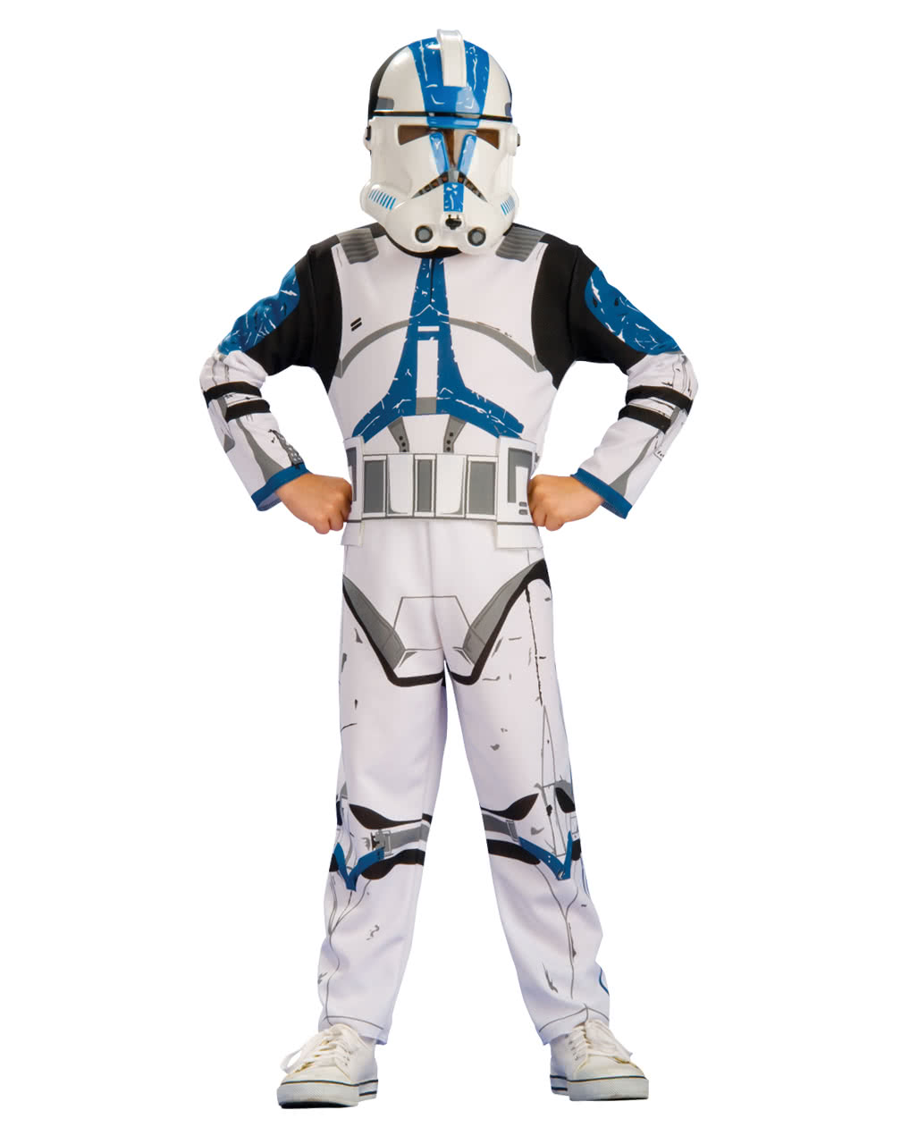 clone trooper kinderkost m set f r kleine star wars fans horror. Black Bedroom Furniture Sets. Home Design Ideas