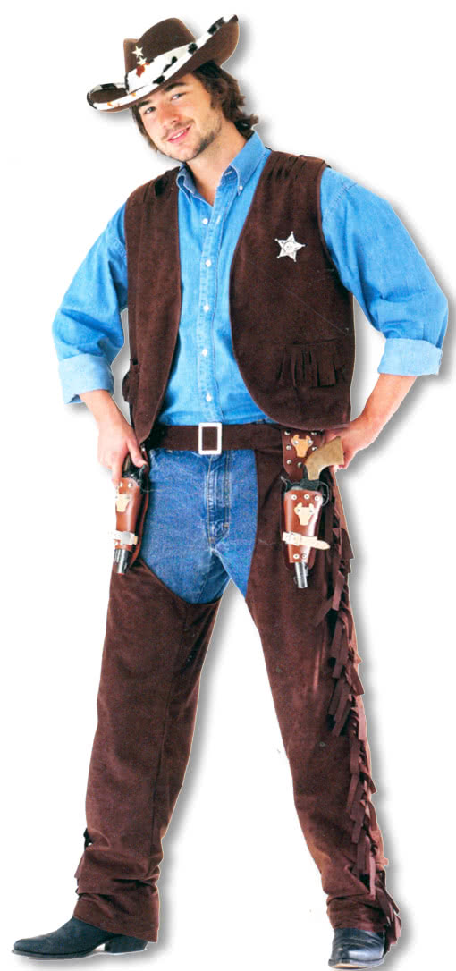 cowboy berhose herren cowboy klamotten chaps hosen cowboy zubeh r horror. Black Bedroom Furniture Sets. Home Design Ideas