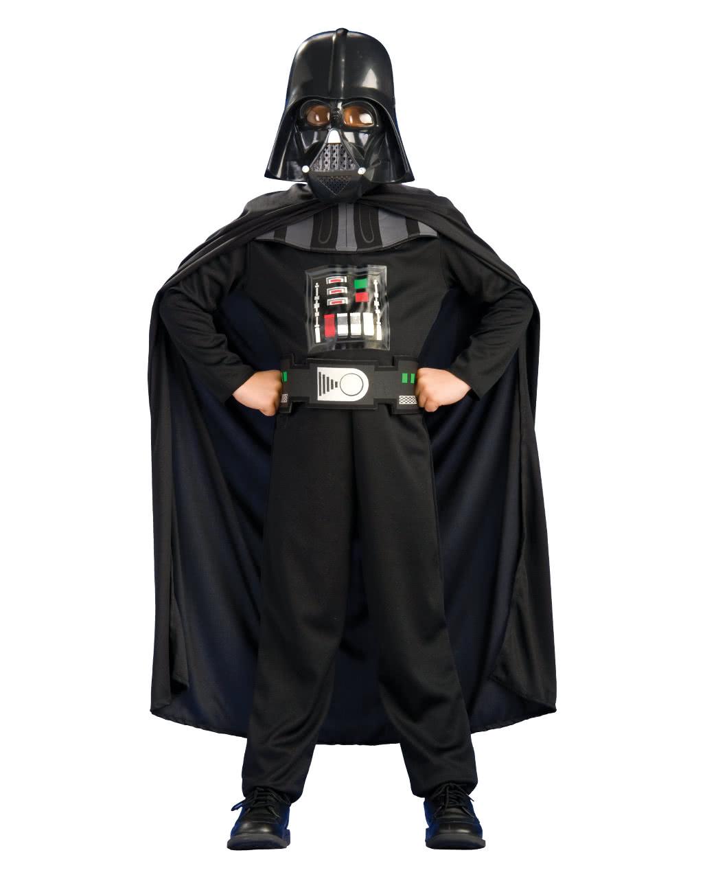 darth vader kinderkost m set star wars verkleidung f r. Black Bedroom Furniture Sets. Home Design Ideas