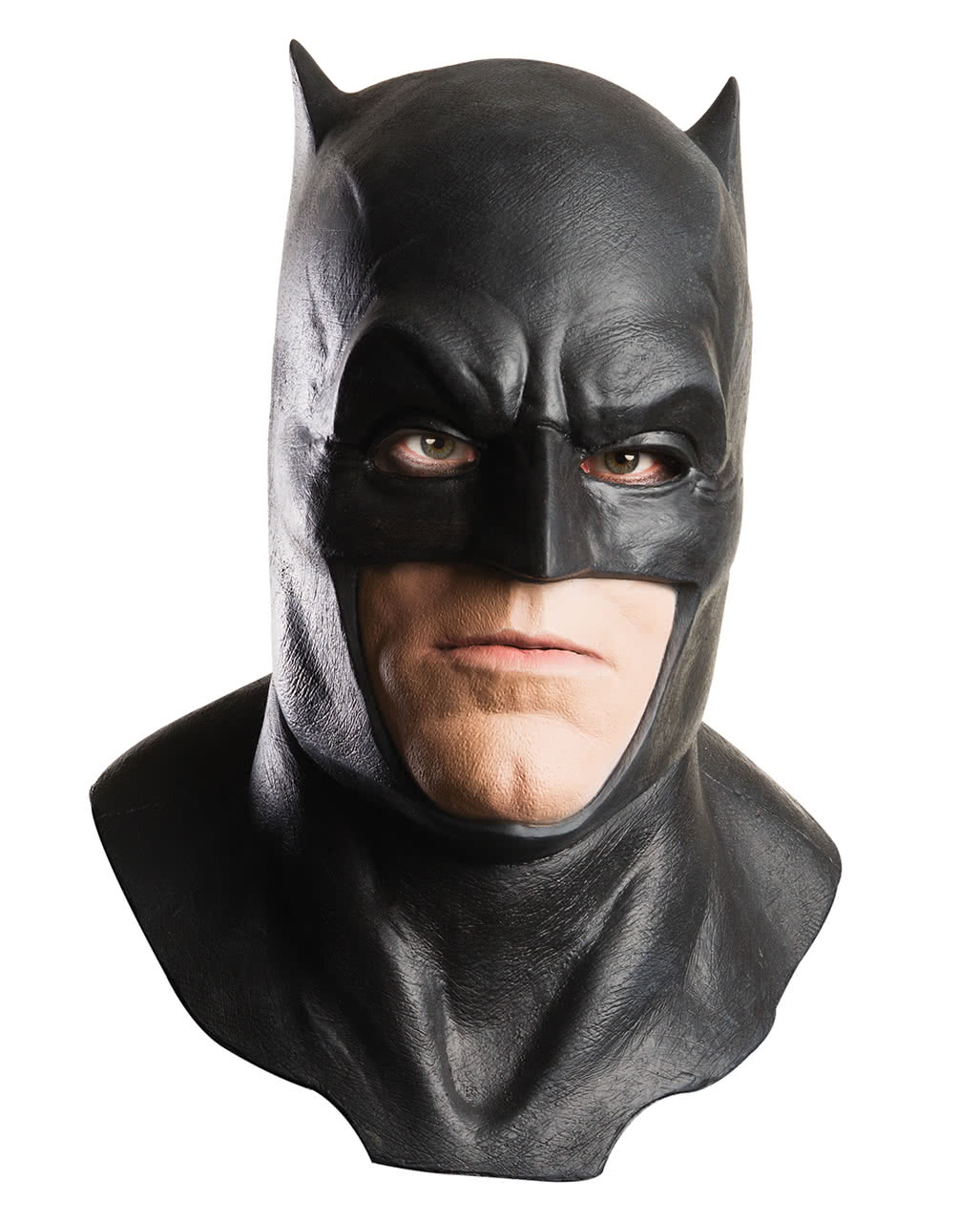 dawn of justice batman latex maske lizenzierte dc comics maske horror. Black Bedroom Furniture Sets. Home Design Ideas
