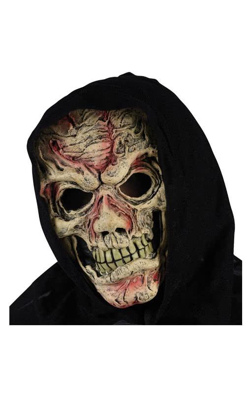 flesh zombie maske horror maske zombie outfit horror. Black Bedroom Furniture Sets. Home Design Ideas