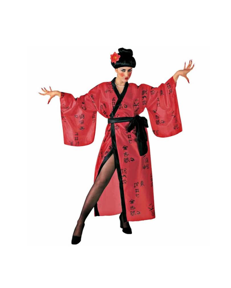 geisha kimono kost m sexy japanerin kost m horror. Black Bedroom Furniture Sets. Home Design Ideas