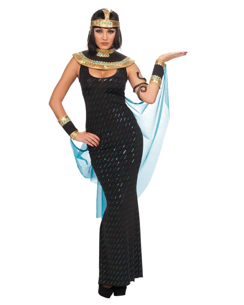 g ttin cleoparta deluxe kost m cleopatra outfit. Black Bedroom Furniture Sets. Home Design Ideas