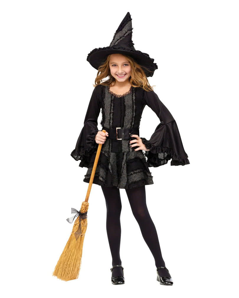 Gothic Witch Child Costume L Buy Creepy Kids Costumes
