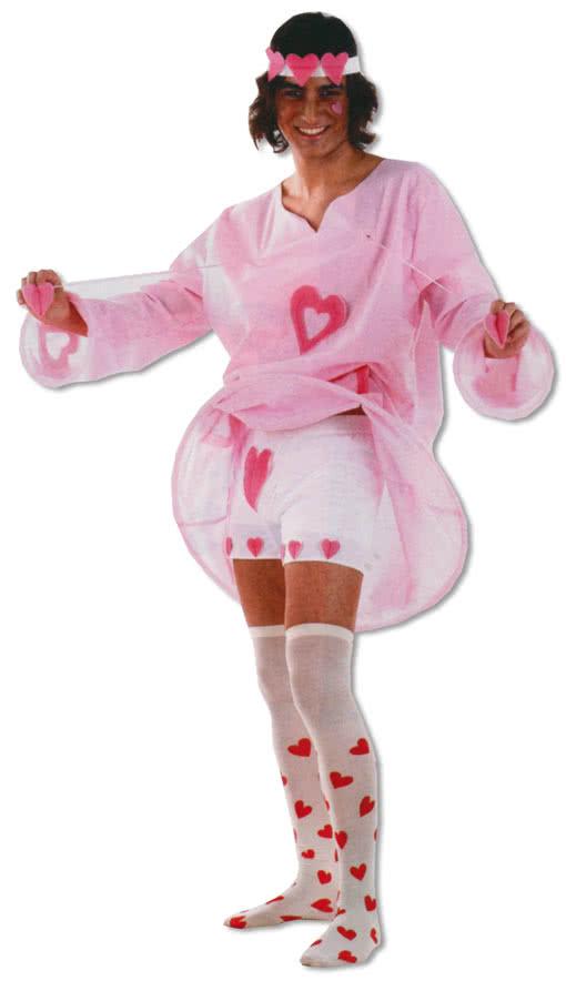 herzbube kost m karneval kost me fastnachts kost m verkleidung karneval horror. Black Bedroom Furniture Sets. Home Design Ideas