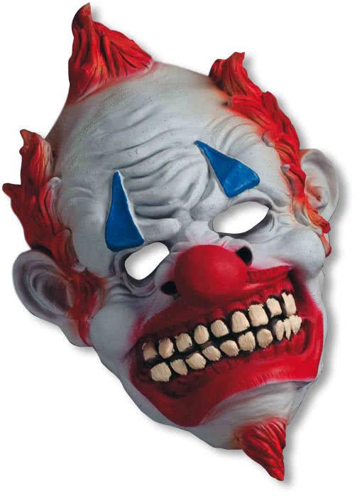 horror clown maske halloween masken g nstig online. Black Bedroom Furniture Sets. Home Design Ideas