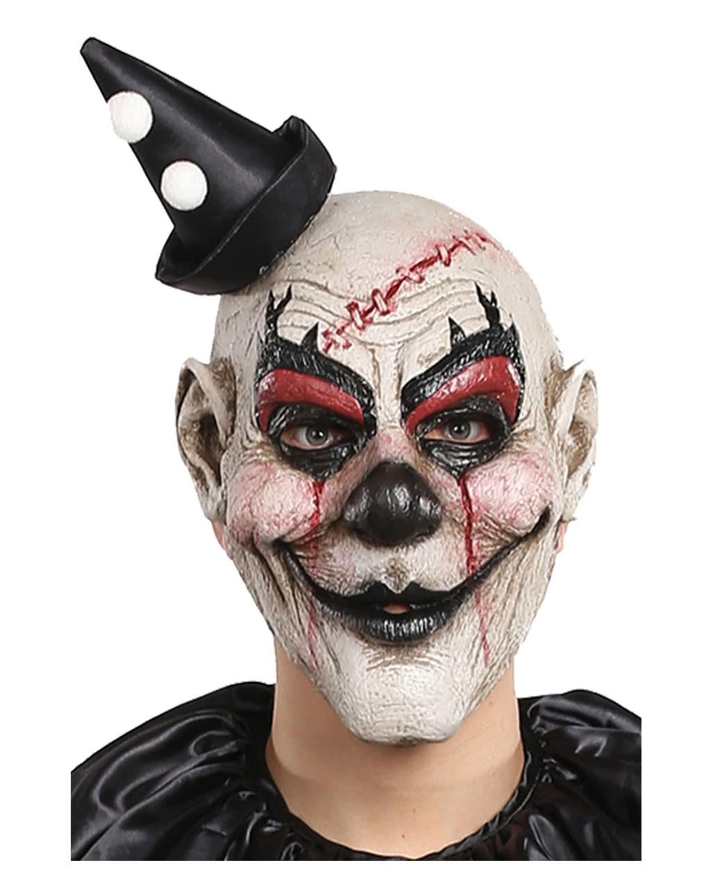 Killjoy clown halloween mask horror clown mask horror - Masque halloween horreur ...