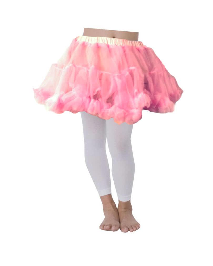 kinder petticoat pink pinkfarbener t llrock f r m dchen. Black Bedroom Furniture Sets. Home Design Ideas