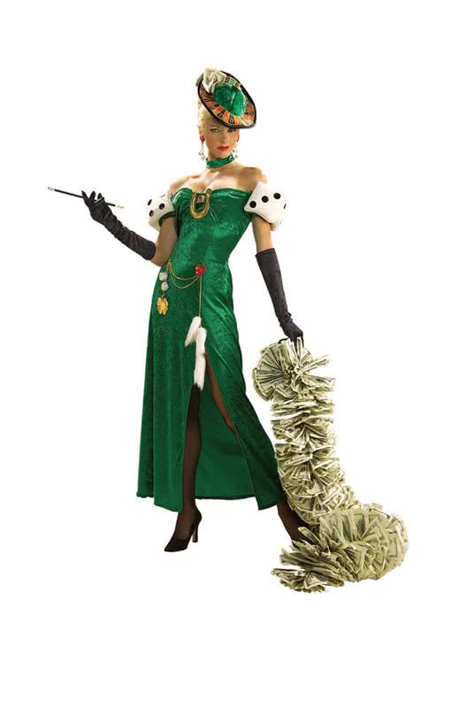 Roulette Kostüm