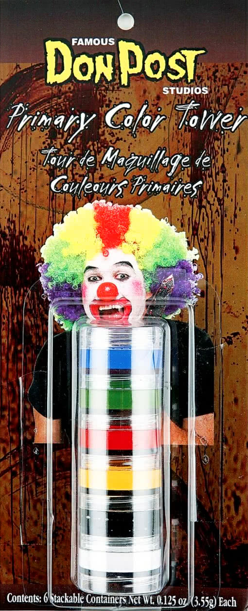 horror clown make up und kost m pictures to pin on pinterest. Black Bedroom Furniture Sets. Home Design Ideas
