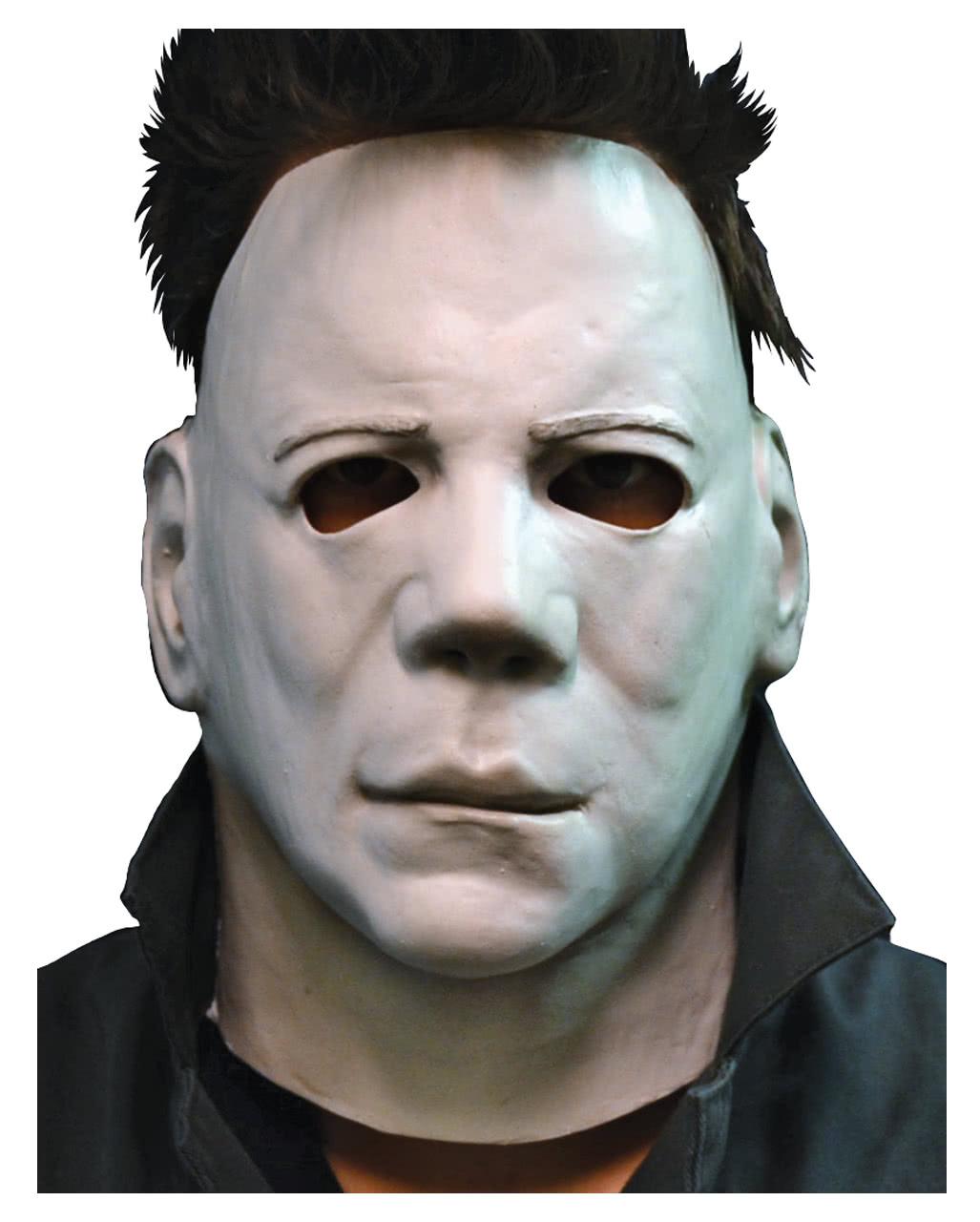 michael myers halbmaske halloween 2 horror maske horror. Black Bedroom Furniture Sets. Home Design Ideas