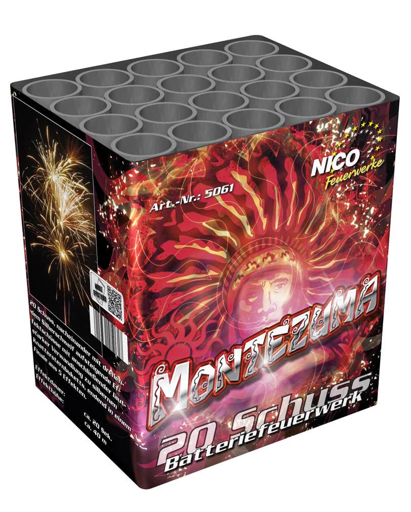20 Schuss  Montezumas Rache als Feuerwerk  HorrorShopcom