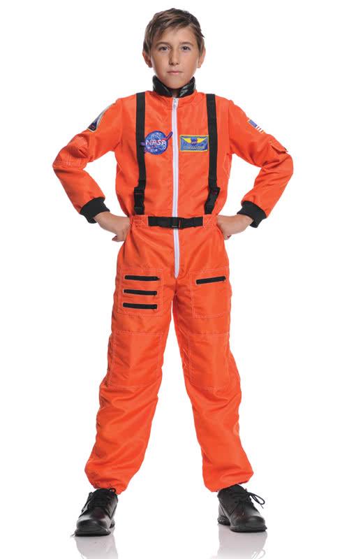 nasa astronauten kinder kost m weltraumfahrer anzug f r. Black Bedroom Furniture Sets. Home Design Ideas