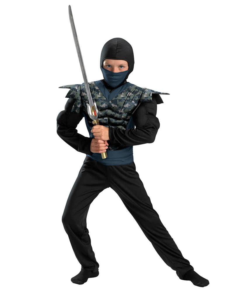 camo ninja kinderkost m ninja kost m f r kinder kaufen. Black Bedroom Furniture Sets. Home Design Ideas