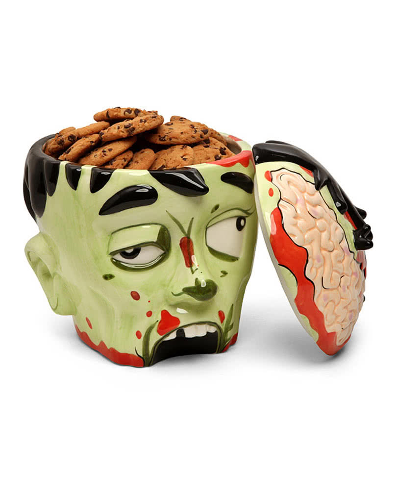 zombie kopf