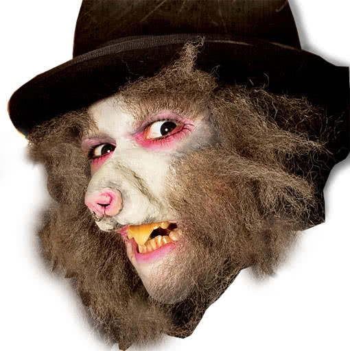Rat Costume Makeup images